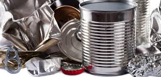 Recycling of household metals